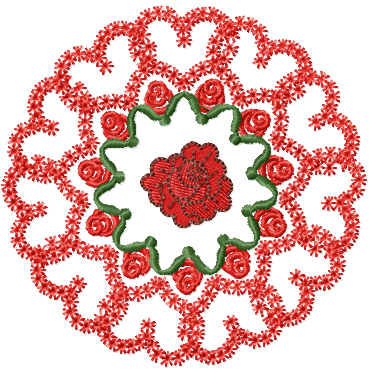 Designs Valentines Wreath Free Embroidery Designs Abc Free Machine